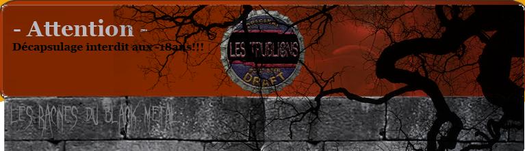 Bannière de la chronique Black Metal