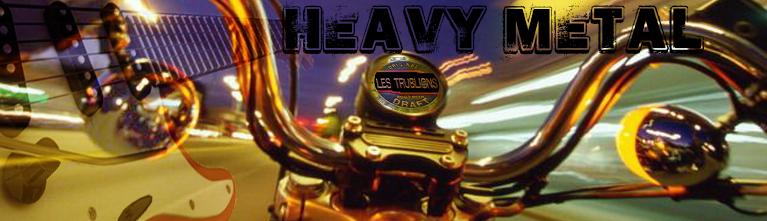 Bannière de la chronique Heavy Metal