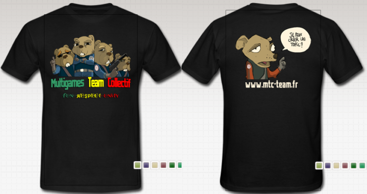 T-shirt MTC